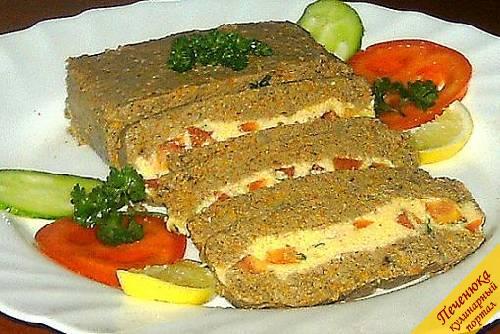 Рецепт печеночного паштета из говяжьей печени с фото пошагово