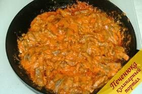 Рецепт бефстроганов из свинины и томатной пастой