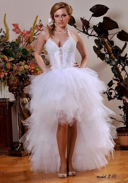 Комментарий: Категории Одежда Другое... свадебные платья с открытыми