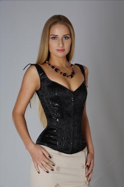 Блузка Корсет Купить С Доставкой