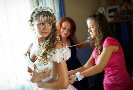 Вас пригласили быть свидетелем или свидетельницей на свадьбе.