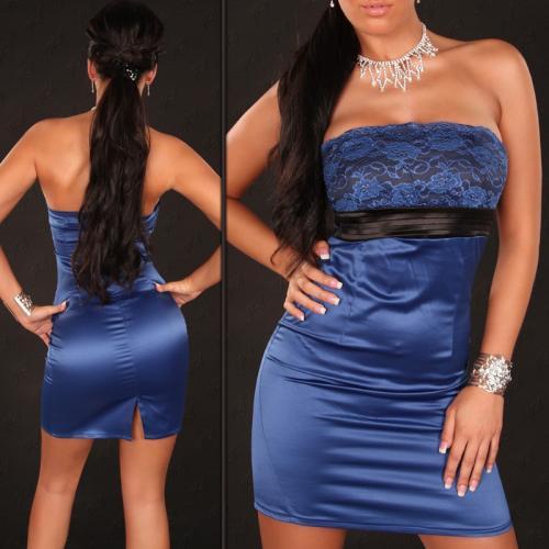 Описание: платье с гипюром для полных.