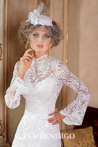 самые обалденные свадебные платья