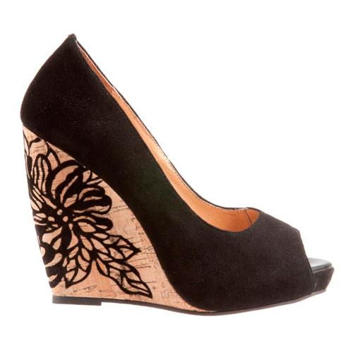 Туфли на шпильках - как подбирать, и с чем носить? Туфли на высоком каблуке, туфли на танкетке фото