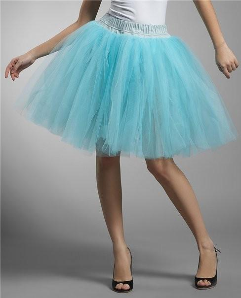 Как сшить такую юбку из фатина??? (фото внутри) - Вопросы про одежду