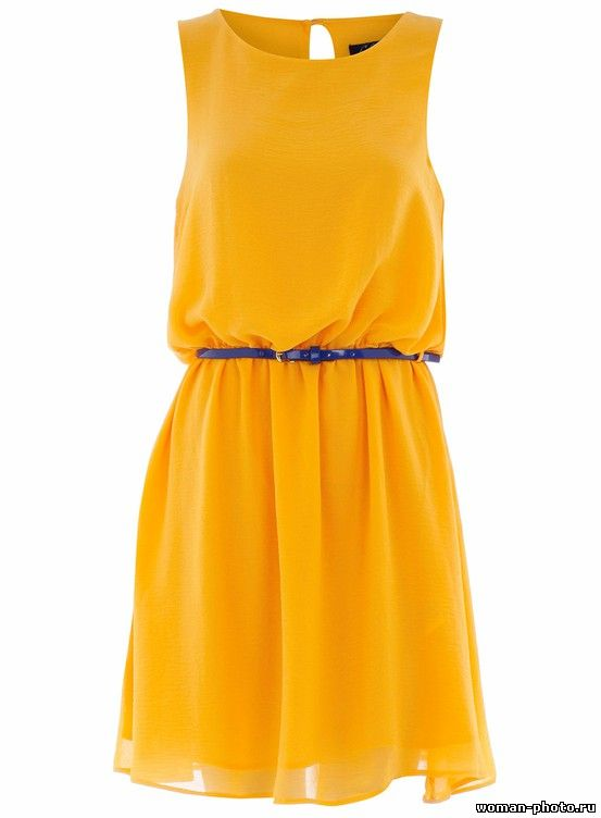 Платье шифон короткое своими руками