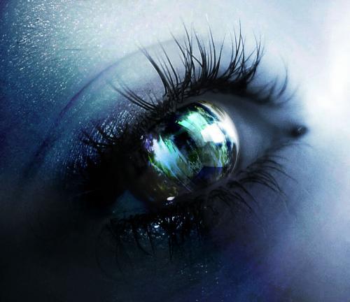 Ctrc.  Обработка глаз в Фотошоп.