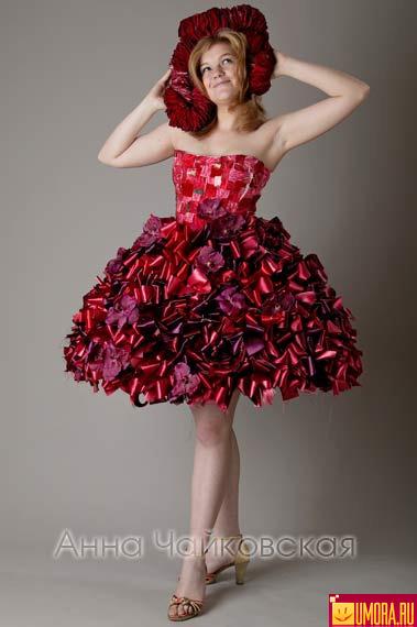 Украшение на платье в виде цветка своими руками