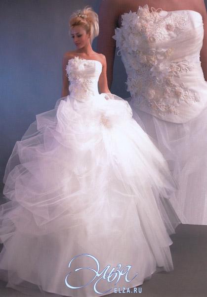 Самое-самое свадебное платье - свадьба Казань