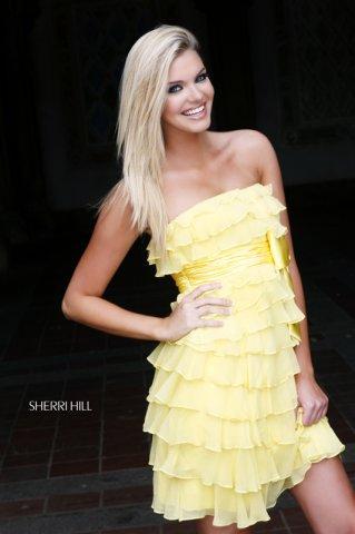 посмотреть эксклюзивные модели летнего вечернего платья