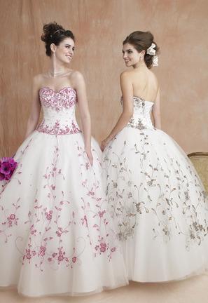 красивые платья на выпускной