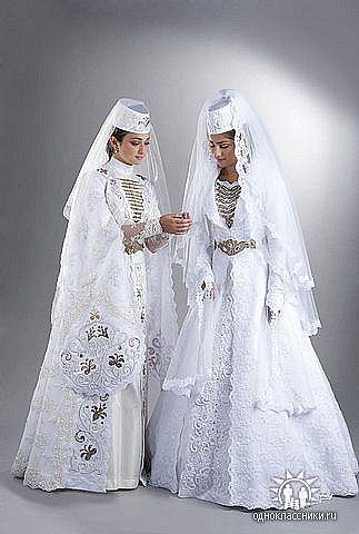 А вот какое у меня будет свадебное платье. наше национальное, осетинское. Как вам