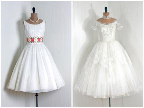 платья в стиле 60-х годов фото свадебные платья.