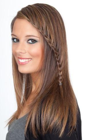 причёски 2012 года на каждый день легкое.