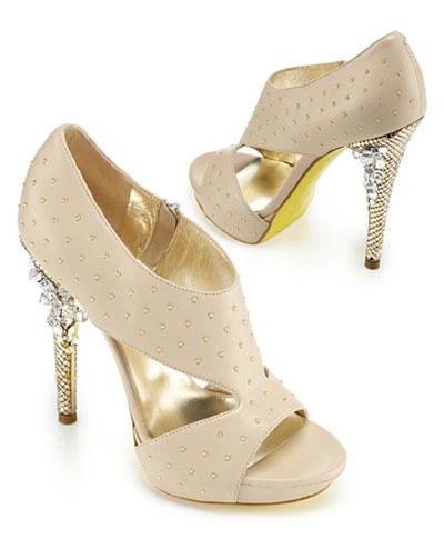 Босоножки на каблуках 2011 - Все о моде