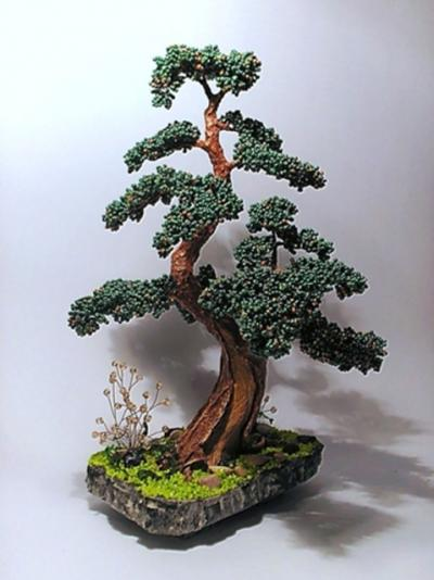 Плетение дерева любви из