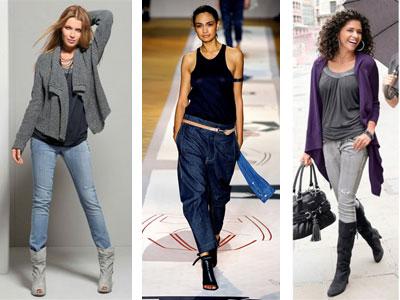 Стиль одежды Casual (кэжуал) для девушки.