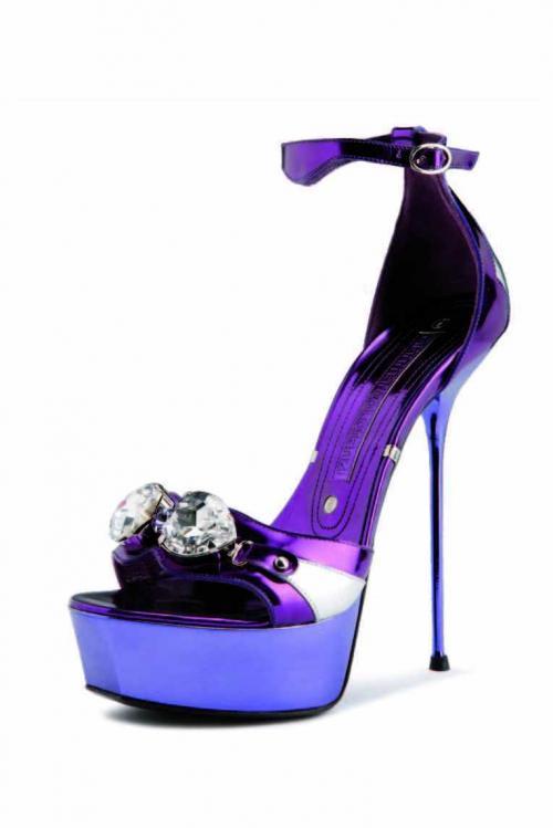 Туфли на шпильке 2012 | Изображение | Купить