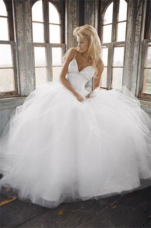 очень пышное свадебное платье рисунки | Модная красивая одеждаи