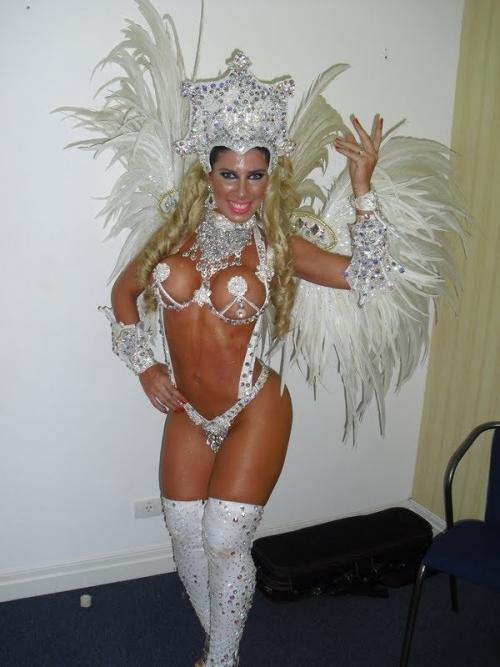 Бразильский карнавал костюм своими руками