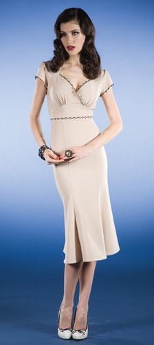 платья в стиле ретро х годов - Джинсы.