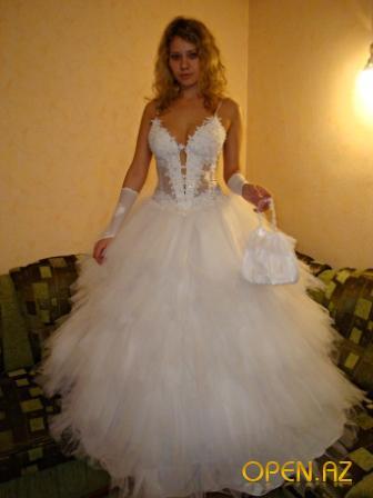 свидетельница платья