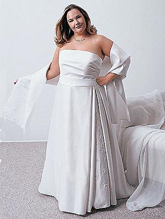 платье на выпускной в пол на полненьких
