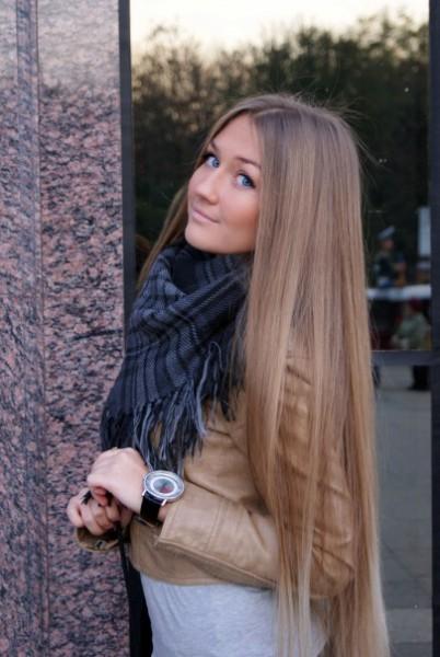 Хочу длинее волосы