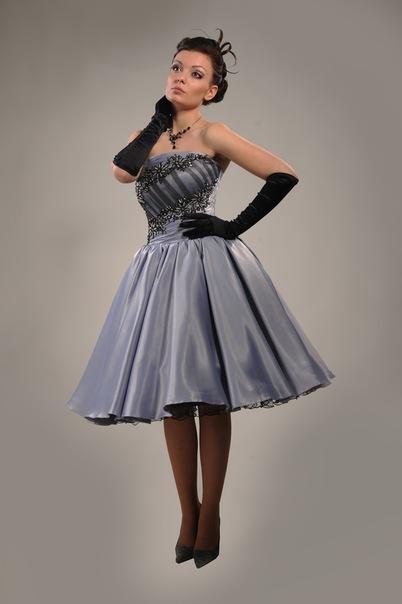 Выкройки платьев 50 60 х годов
