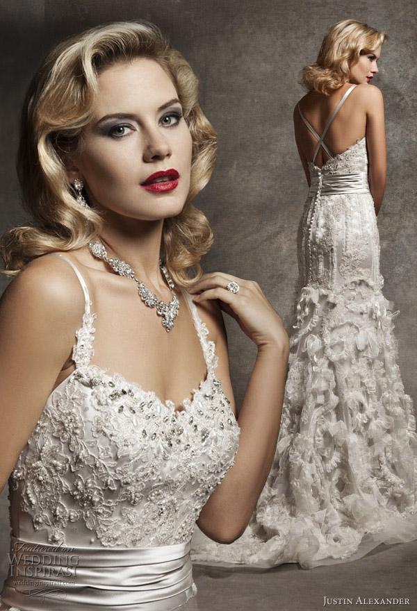 Прямое свадебное платье для беременых