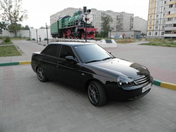 2170 Priora Седан (5 стр.) / Priora / ВАЗ / Автомобили / smotra.ru