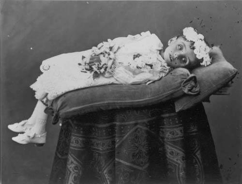 фотографии умерших: