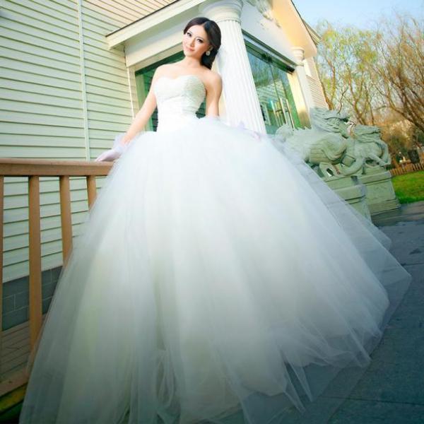 Wedding Saloon :: Свадебное платье пышное - Свадебные платья и