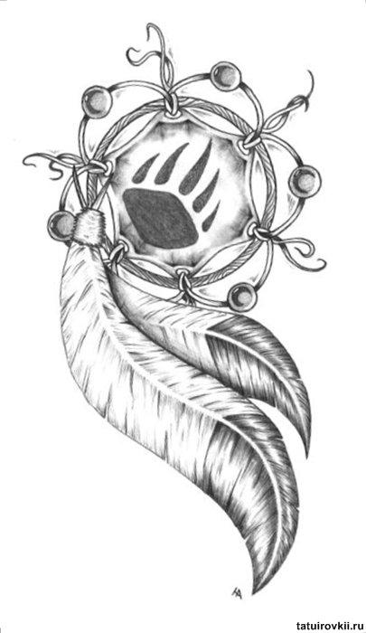 Татуировка ловец снов страница 3.
