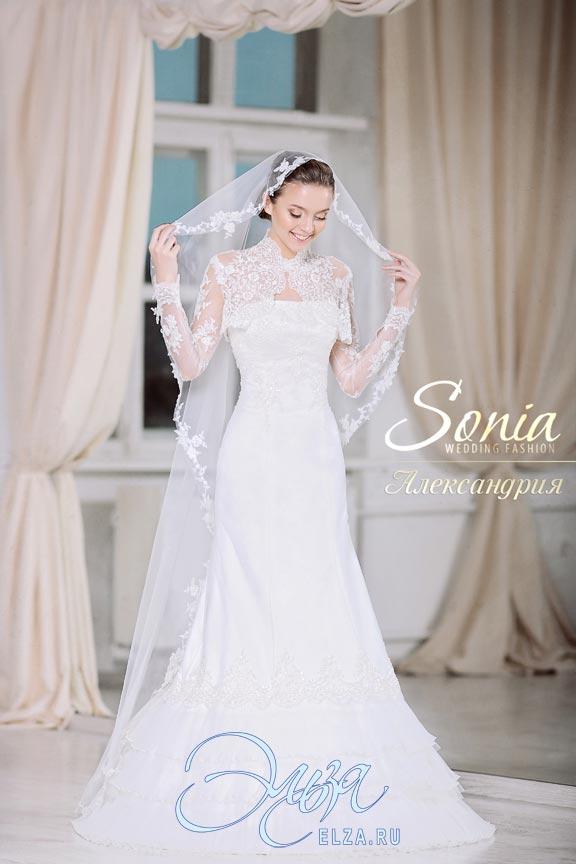 Fashion свадебные платья 4