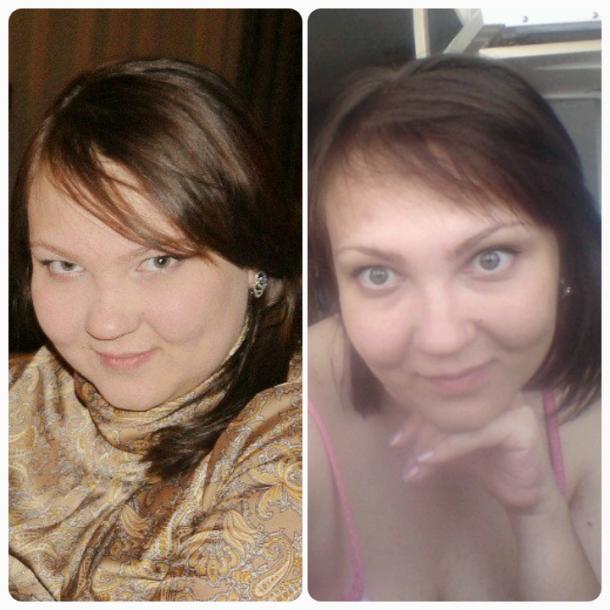 Похудела на 15 кг за 3 недели