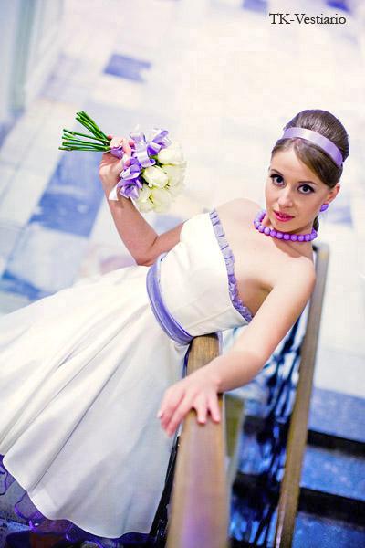 Мода, стиль 50х, 60х.  Эксклюзивные платья.