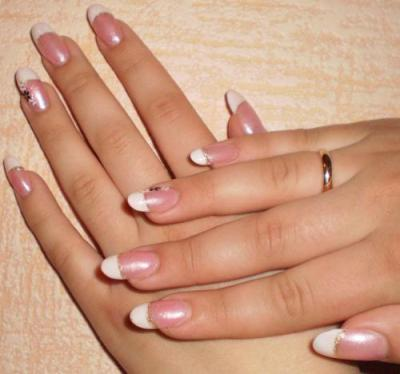Как нарастить ногти на типсы правильно