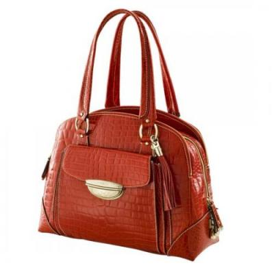 More Lancel L'Adjani Leather Bag (A03347-D2