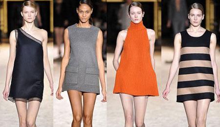 Выкройки платьев: Платье с втачным драпирующим поясом (размеры 50-58)