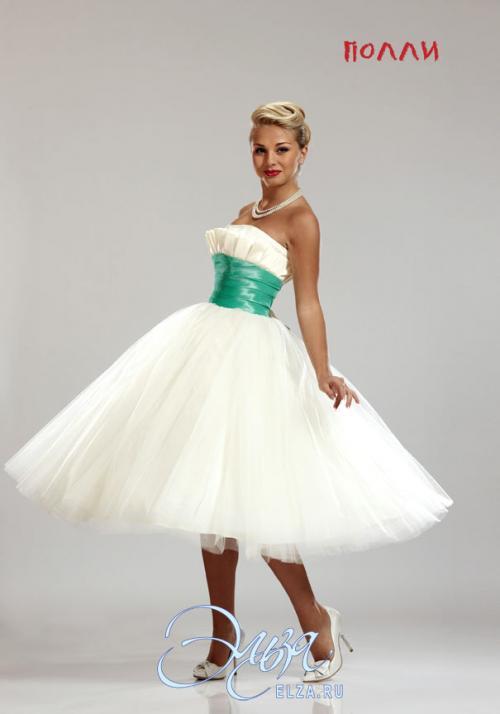 Свадебное платье в стиле стиляг (18 картинки ) - Модные платья и ...