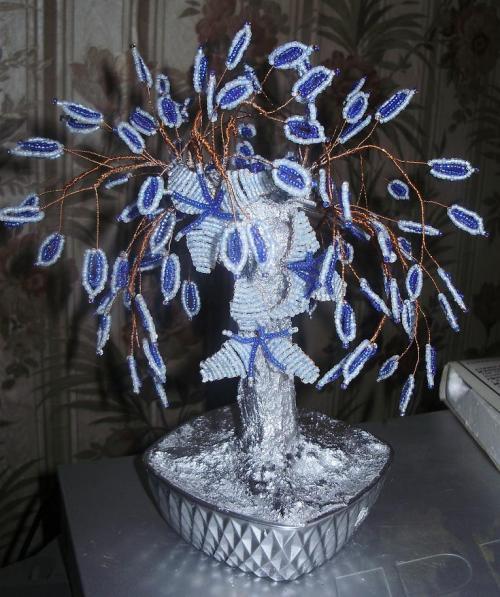 Наборы для бисероплетения деревья из