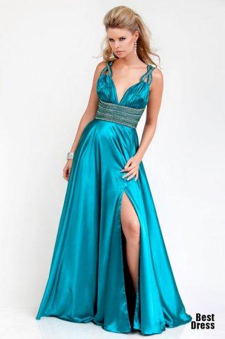 Платье вечернее своими руками просто