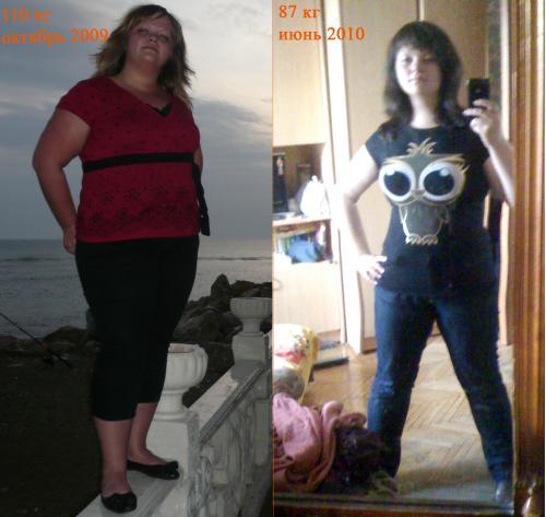 Сайт Галя Ру Похудели Фото. До и после похудения (26 фото)