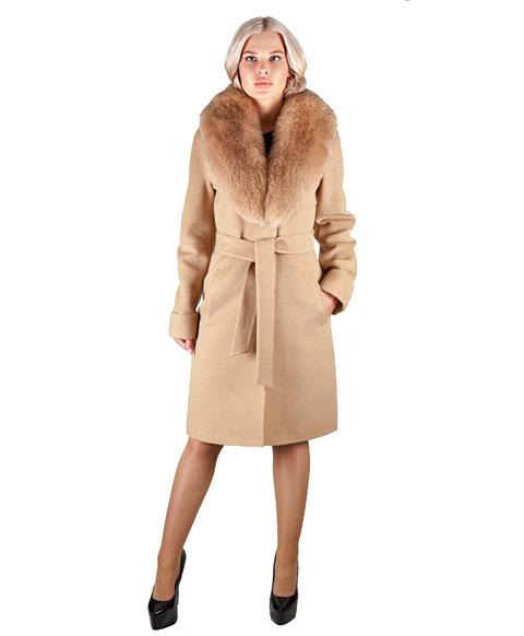 пальто зимнее. фото