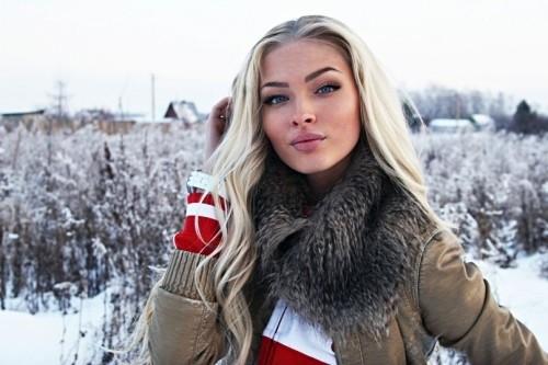 Гол сексап льн блондинки